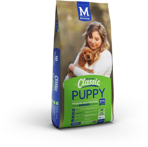 Classic Dog Puppy (Small Breed) 25Kg